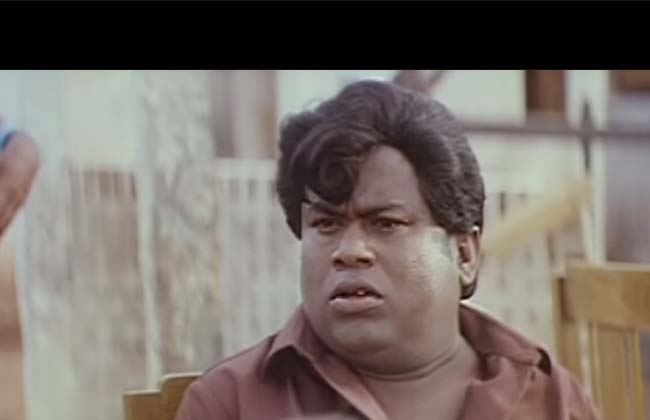 Tamil comedians Senthil Reactions
