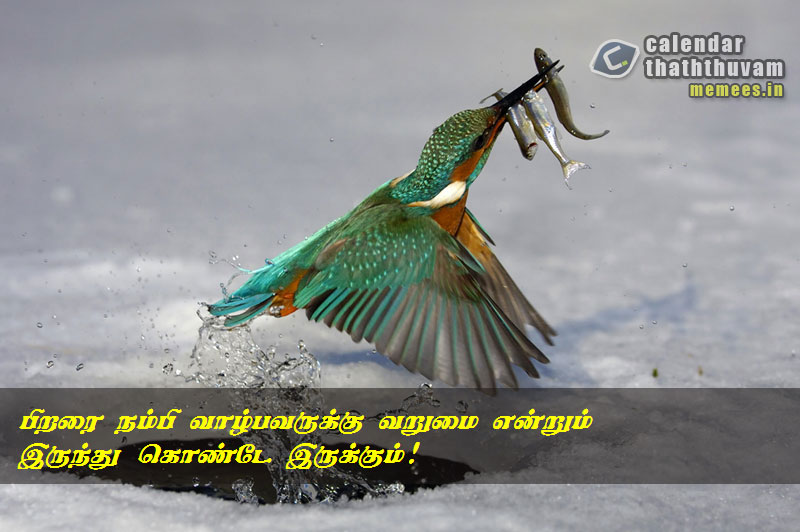 Sad Quotes in Tamil